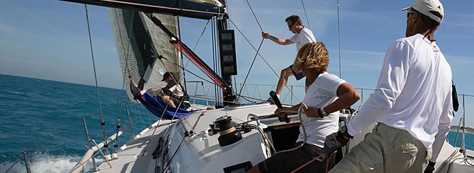 Crew racing