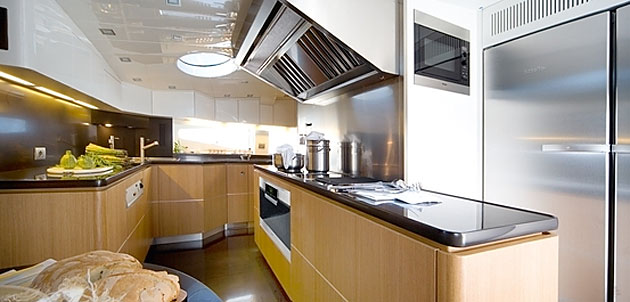 Miele Marine Galley Appliances